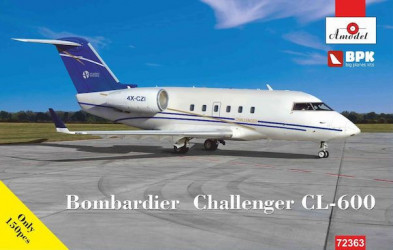AMODEL Bombardier...