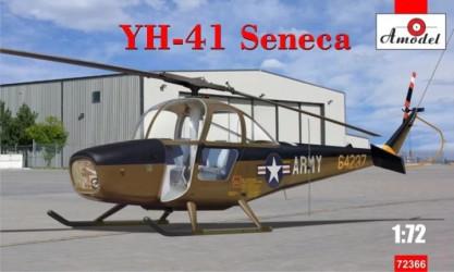 AMODEL Cessna YH-41 SENECA...