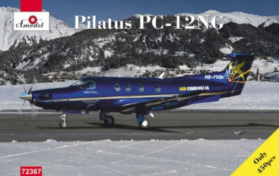 AMODEL Pilatus PS-12NG