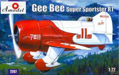 AMODEL Gee Bee Super...