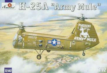"AMODEL H-25A ""Army Mule""..."