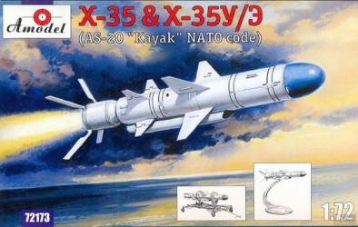 AMODEL X-35 & X-35U/E...