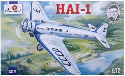 AMODEL HAI-1 Soviet...