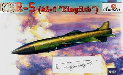 "AMODEL KSR-5 (AS-6 ""Kingfish"")"