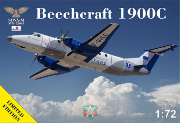 SOVA-M Beechcraft 1900C