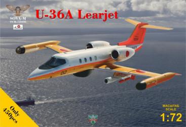 SOVA-M U-36A Learjet