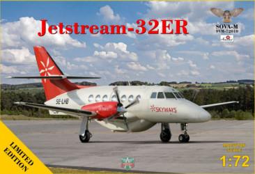 SOVA-M Jetstream-32ER