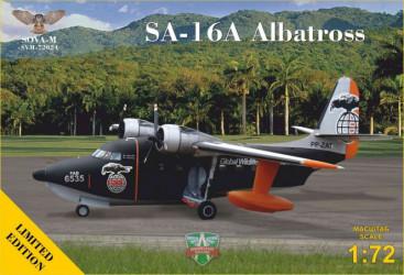 """SOVA-M SA-16A """"Albatross""""..."""