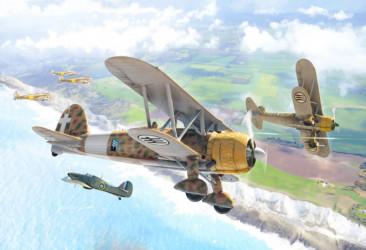 ITALERI FIAT CR.42 Falco