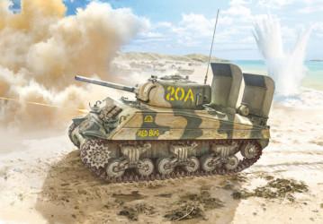 ITALERI M4 Sherman U.S....