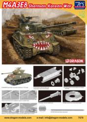 DRAGON M4A3E8 Easy Eight...