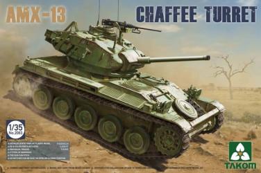 TAKOM AMX-13 Chaffe Turret...