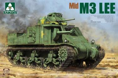 TAKOM US Medium Tank M3 Lee...