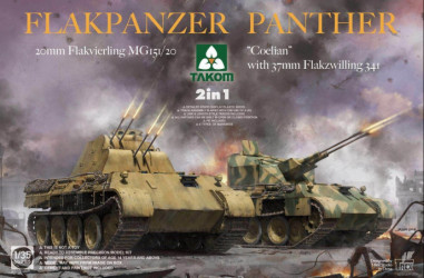 TAKOM Flakpanzer Panther...