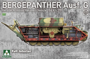 TAKOM Bergepanther Ausf.G...