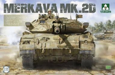 TAKOM Merkava Mk 2D