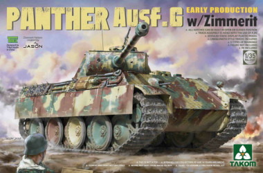 TAKOM Panther Ausf.G Early...