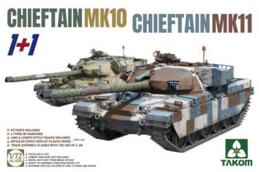 TAKOM Chieftain Mk.11 &...