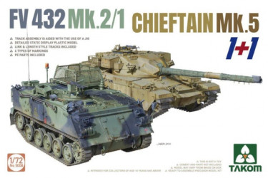 TAKOM FV432 Mk.2/1 &...