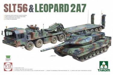 TAKOM SLT56 & Leopard 2A7