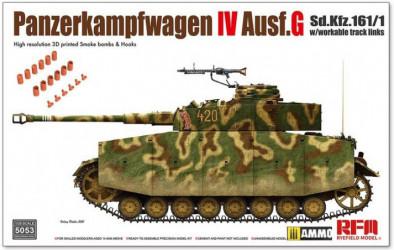 RYEFIELD Panzer IV Ausf.G...