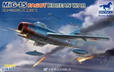 BRONCO MiG-15 Fagot