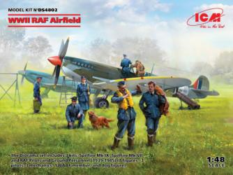 ICM WWII RAF Airfield
