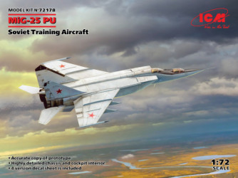 ICM MiG-25PU