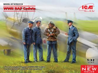 ICM WWII RAF Cadets