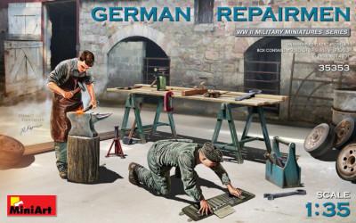 MINIART German Repairmen