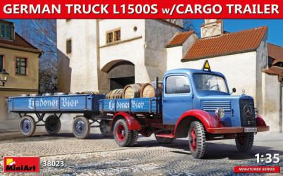 MINIART German Truck L1500S...