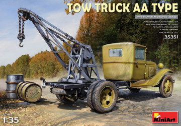MINIART Tow Truck AA Type