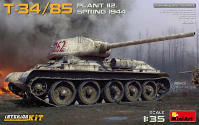 MINIART T-34/85 Plant 112...
