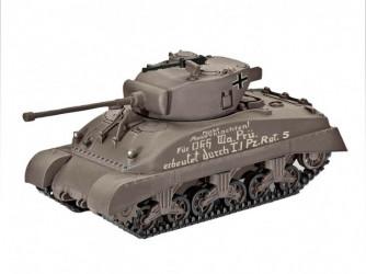 REVELL Sherman M4A1