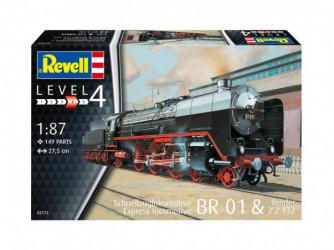 REVELL Express locomotive...
