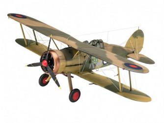 REVELL Gloster Gladiator...
