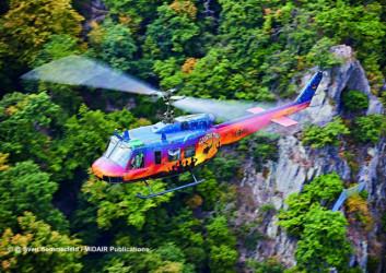 """REVELL Bell UH-1D """"Goodbye..."""