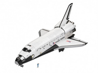 REVELL Space Shuttle 40th....