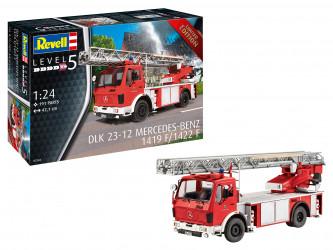 REVELL DLK 23-12 Mercedes...