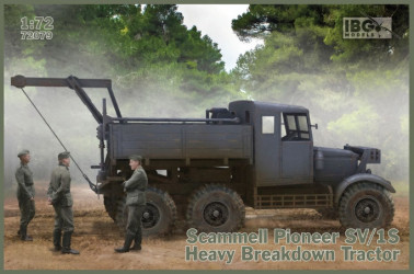 IBG Scammell Pioneer SV/1S...
