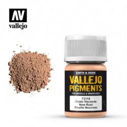 VALLEJO PIGMENT New Rust 35ml