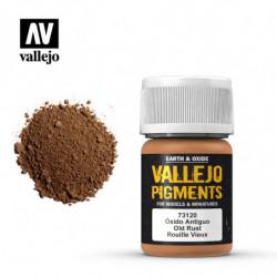 VALLEJO PIGMENT Old Rust 35ml