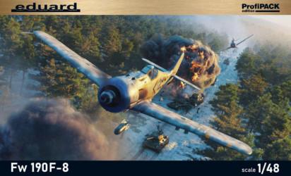 EDUARD PROFIPACK Focke-Wulf...