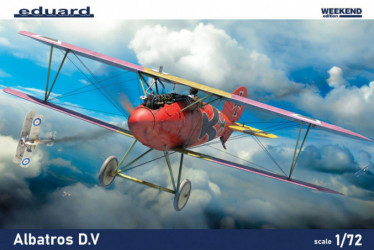 EDUARD WEEKEND ED Albatros D.V