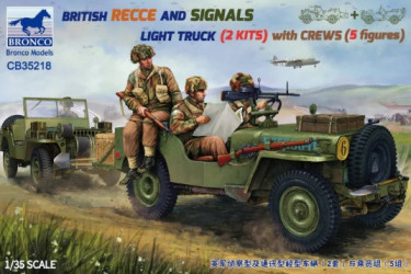 BRONCO British Recce and...