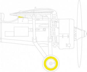 EDUARD MASK  PZL P.11c
