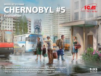 ICM Chernobyl No.5 Evacuation