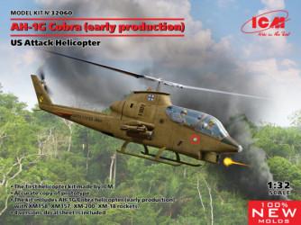 ICM AH-1G Cobra early