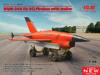ICM BQM-34A (Q-2C) Firebee...