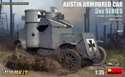 MINIART Austin Armoured Car...